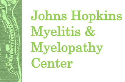Johns Hopkins Myelitis and Myelopathy Center