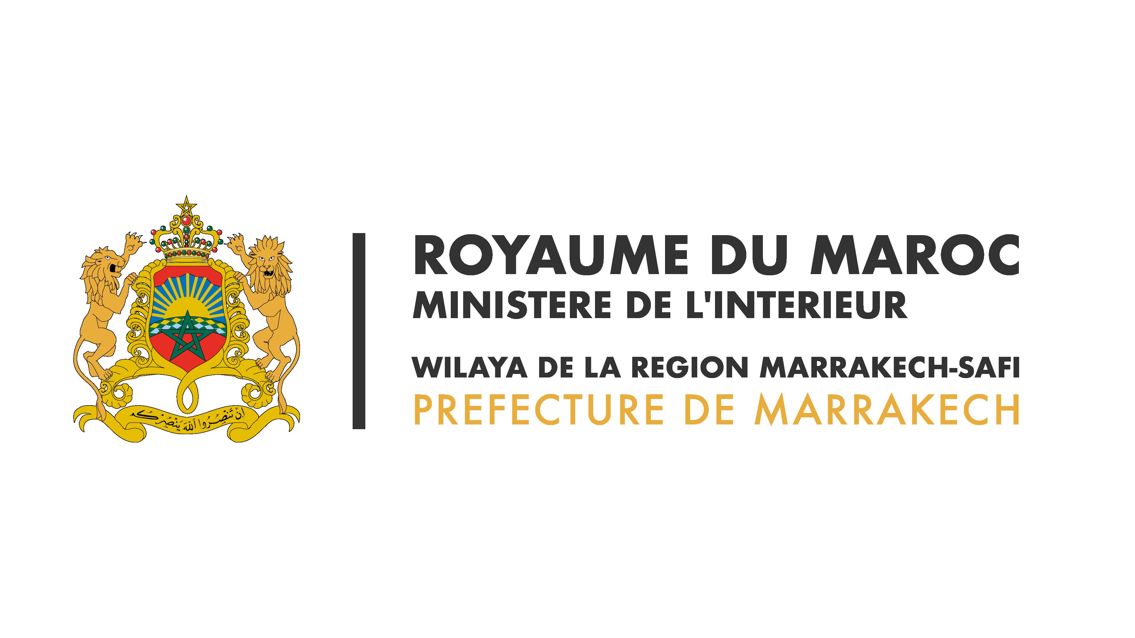 La Wilaya de MARRAKECH