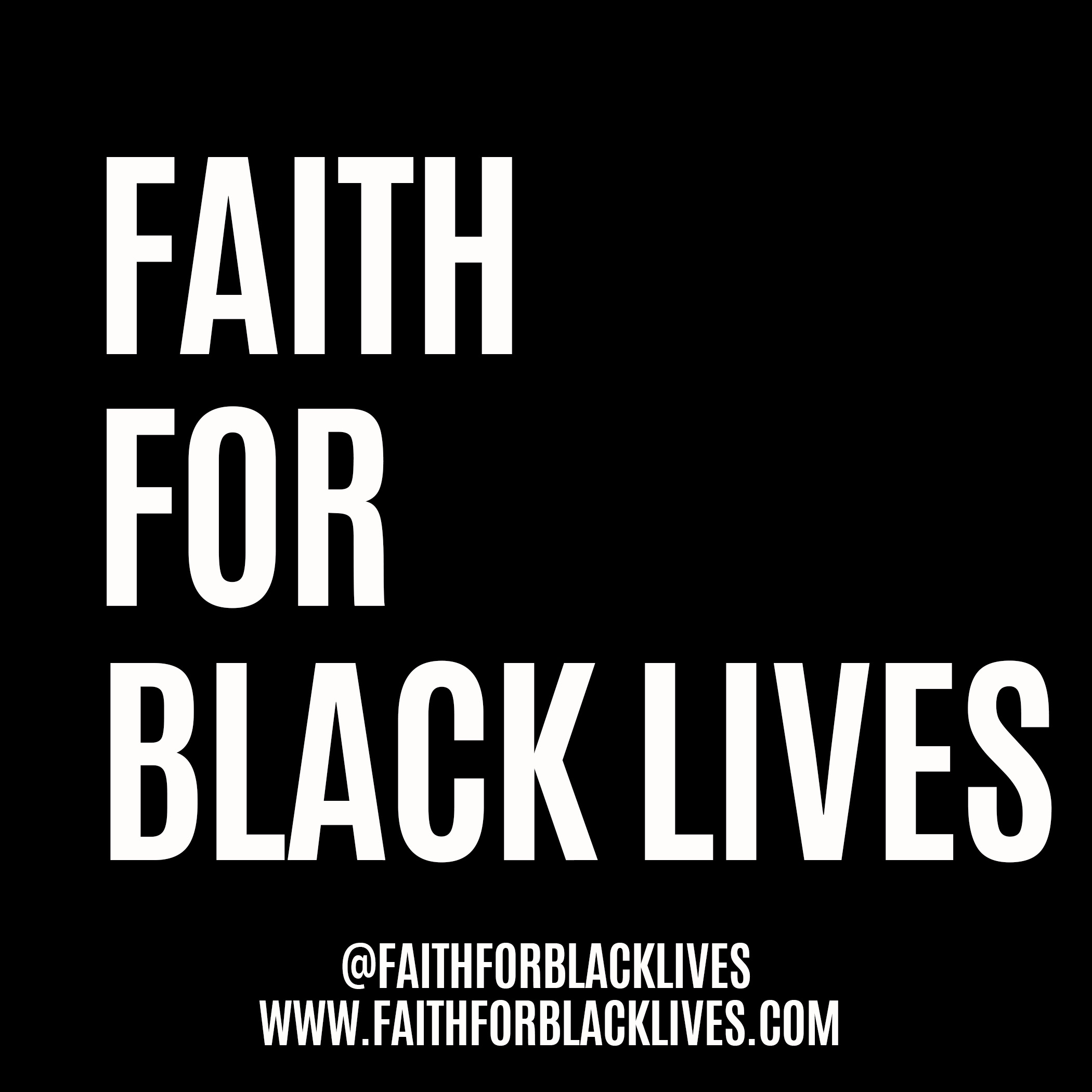 Faith for Black Lives