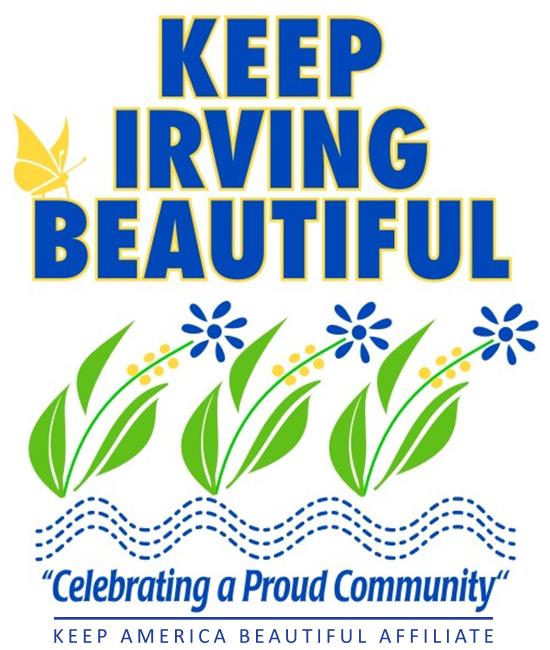 Keep Irving Beautiful
