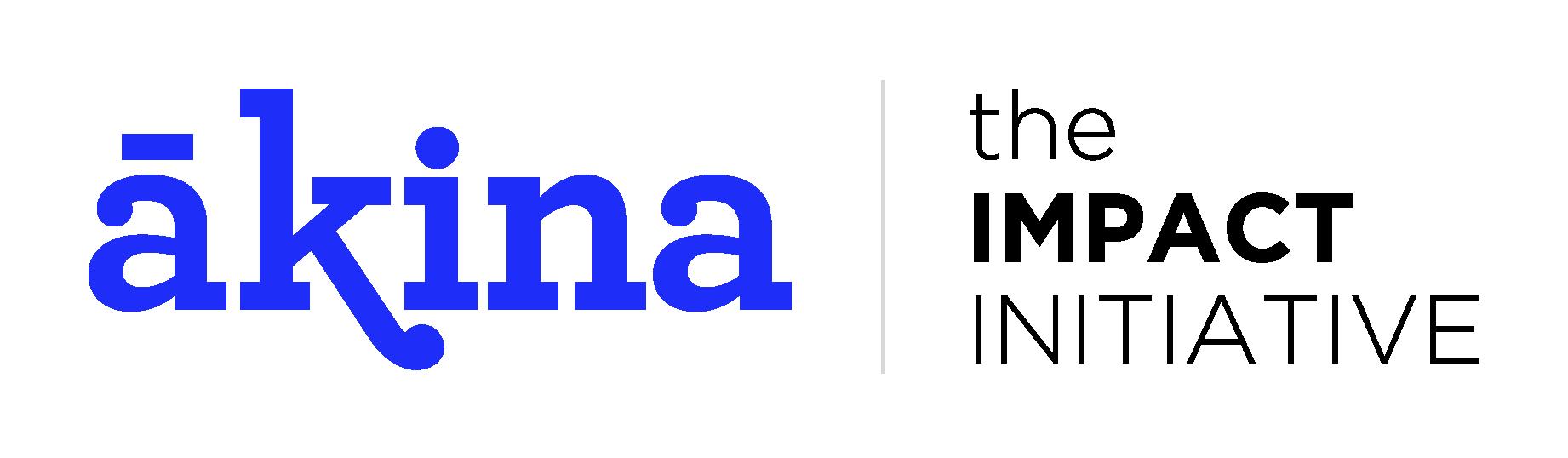 Ākina / Impact Initiative