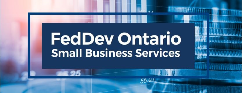FedDev Ontario - Small Business Service