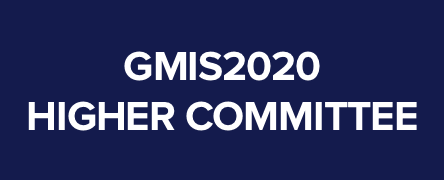 #GMIS2020 HIGHER COMMITTEE