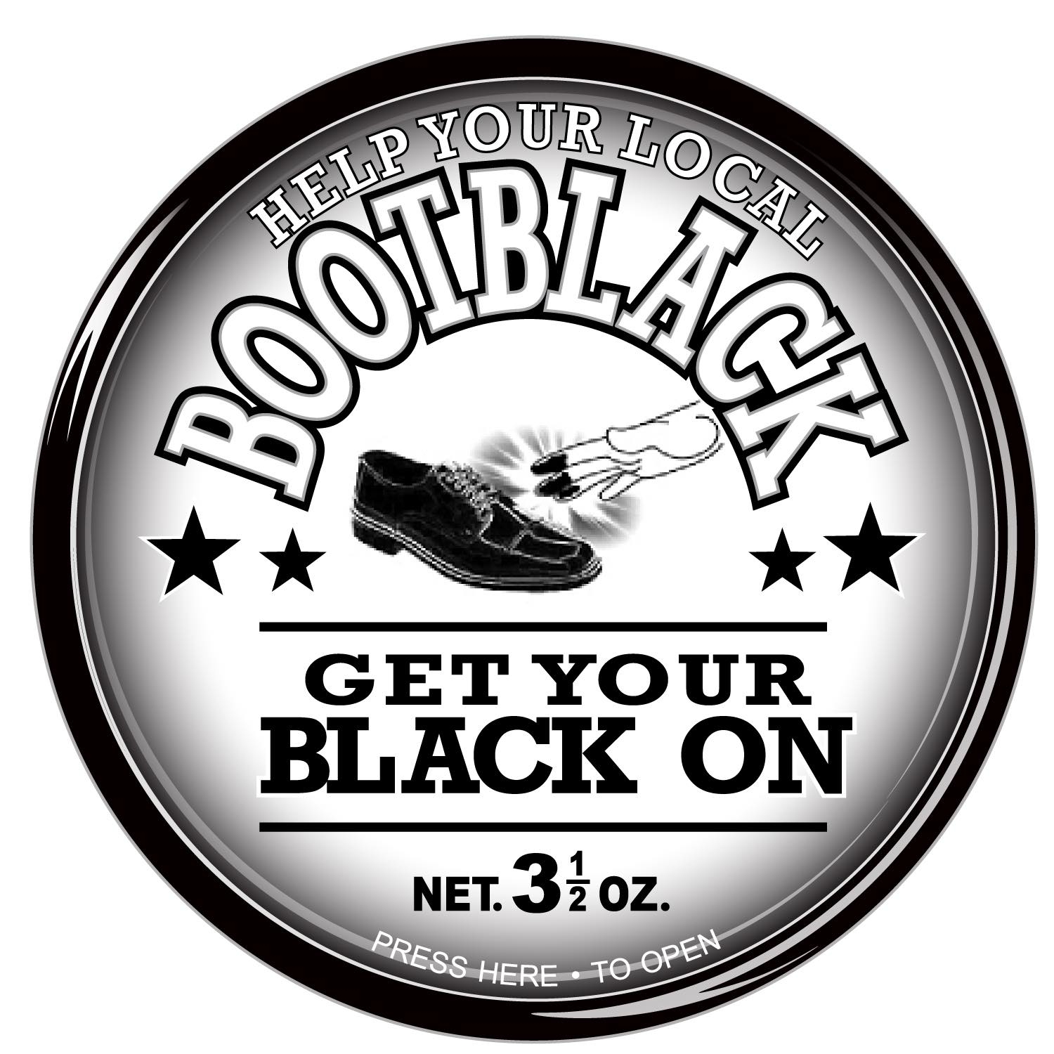 Get Your Black On!
