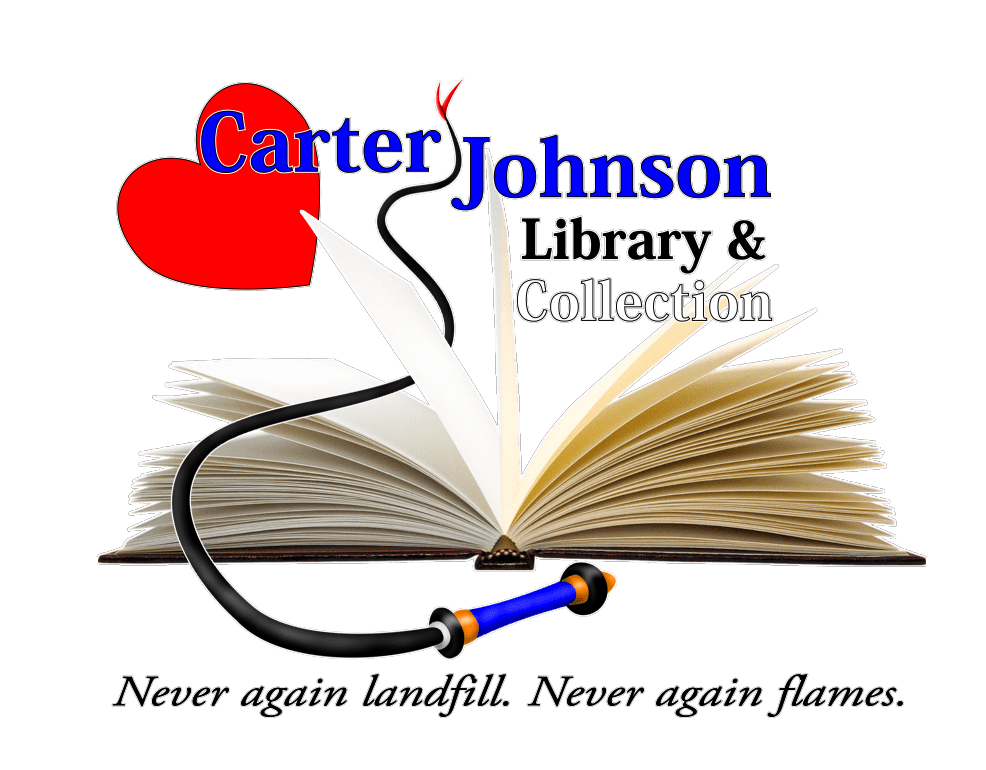 Carter Johnson Leather Library and Collection