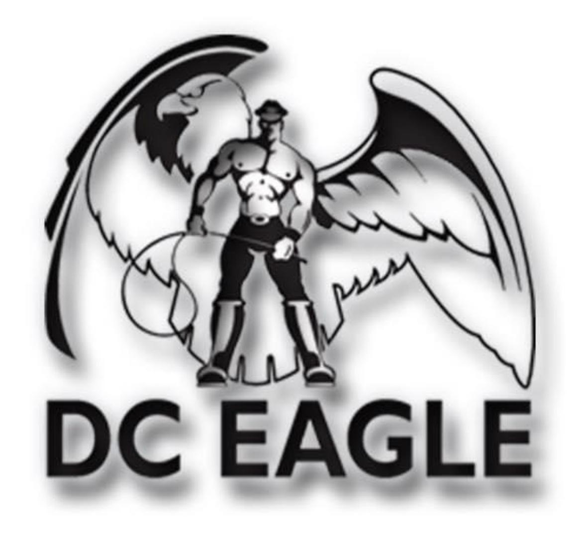 Mr DC Eagle 2020