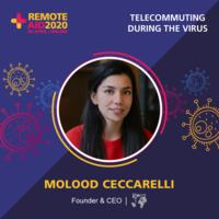 Molood Ceccarelli (RemoteForever)