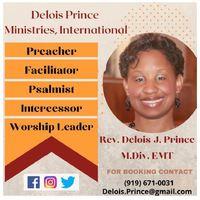 Rev. Delois Prince