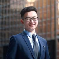 Bill Liu (CUTC Organizer)