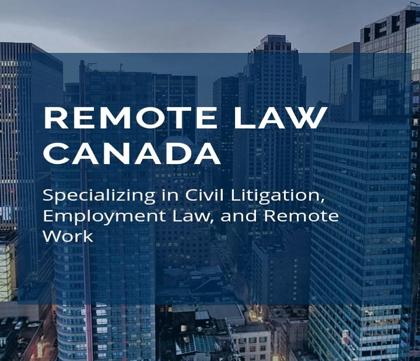 Remote Law Canada | Remote Law Bundle Just $1500