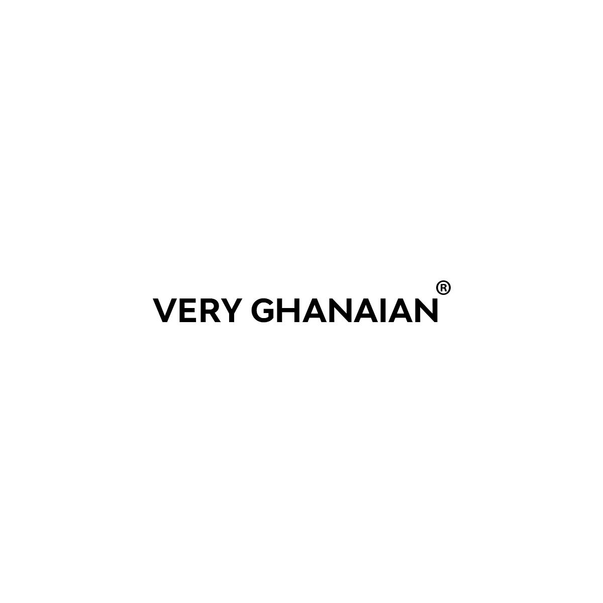 Very Ghanaian