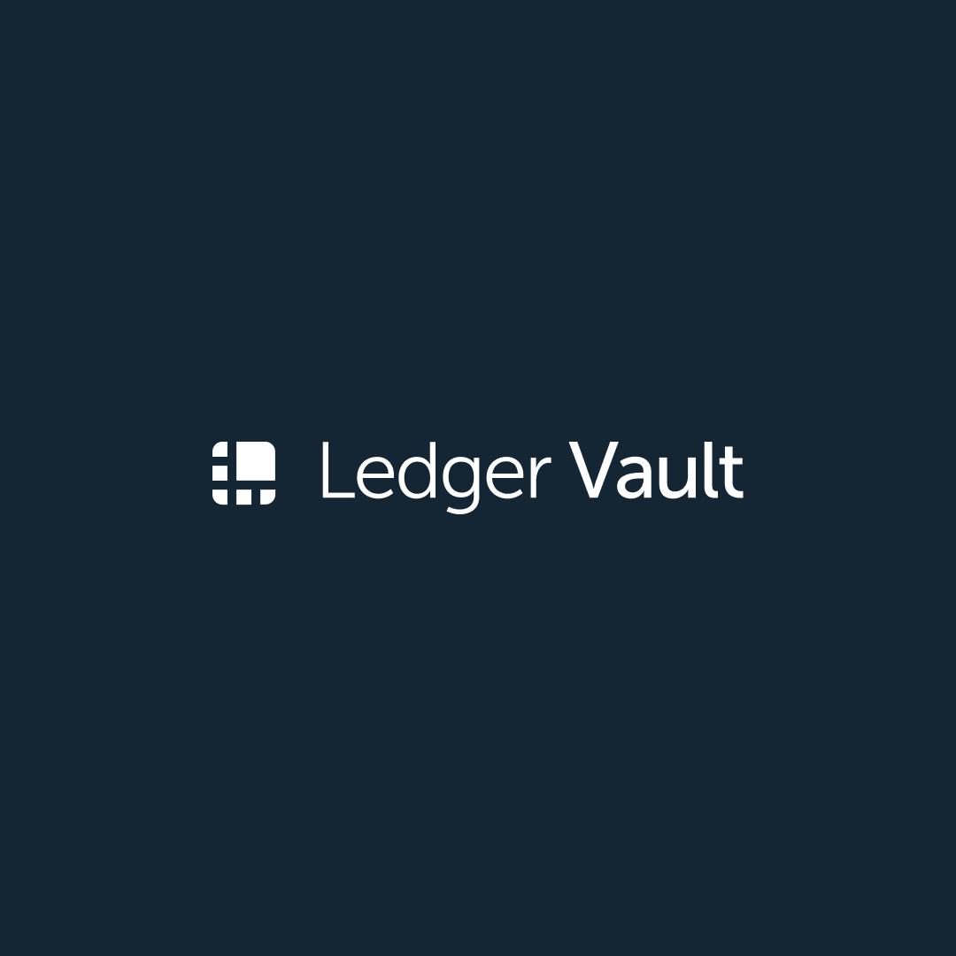 Ledger Vault