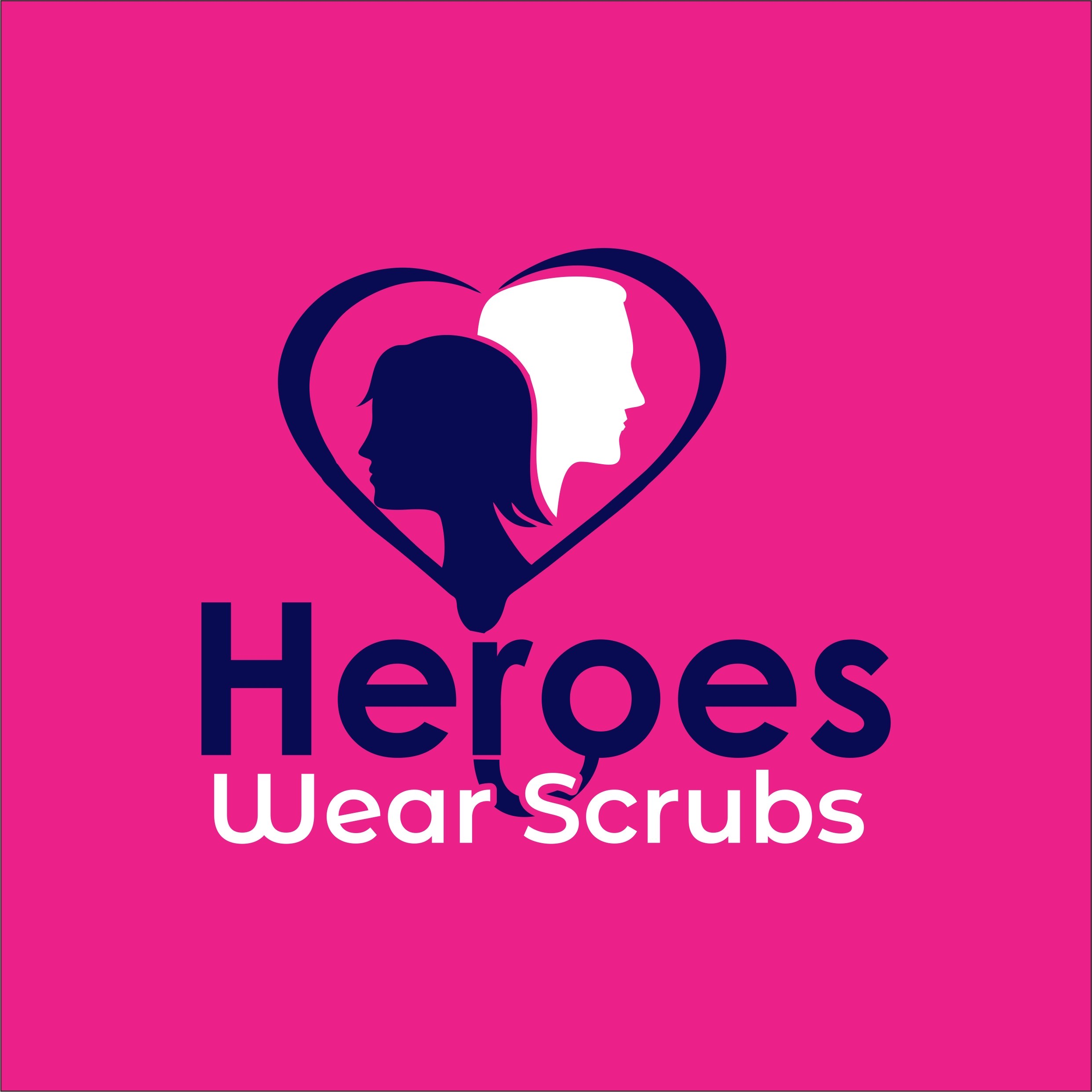 Heroes Wear Scrubs
