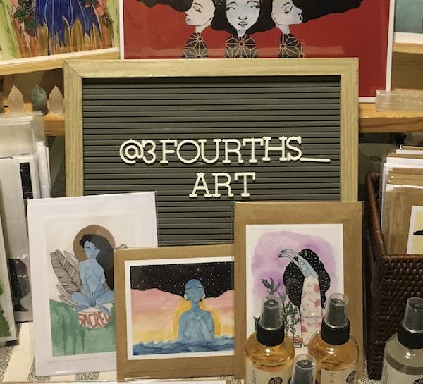 3Fourths Art