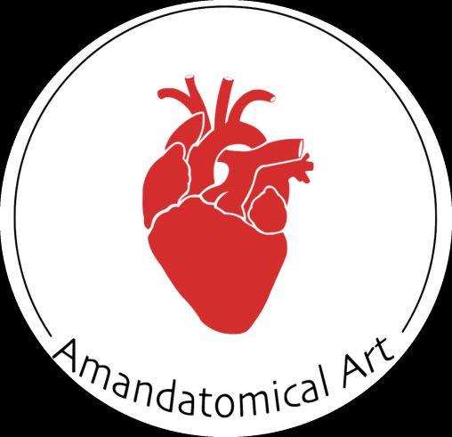Amandatomical Art