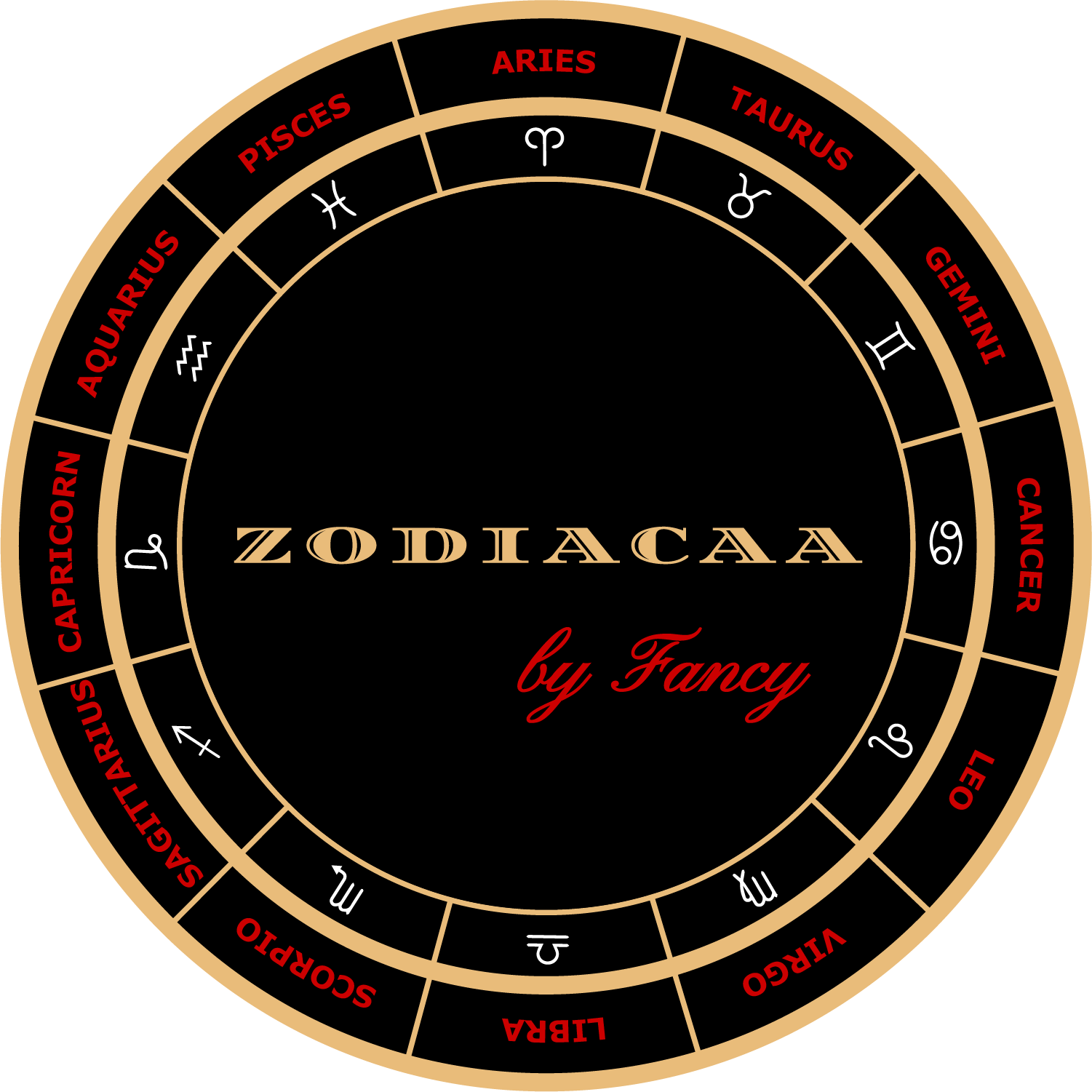 ZODIACAA Jewelry/Accessories