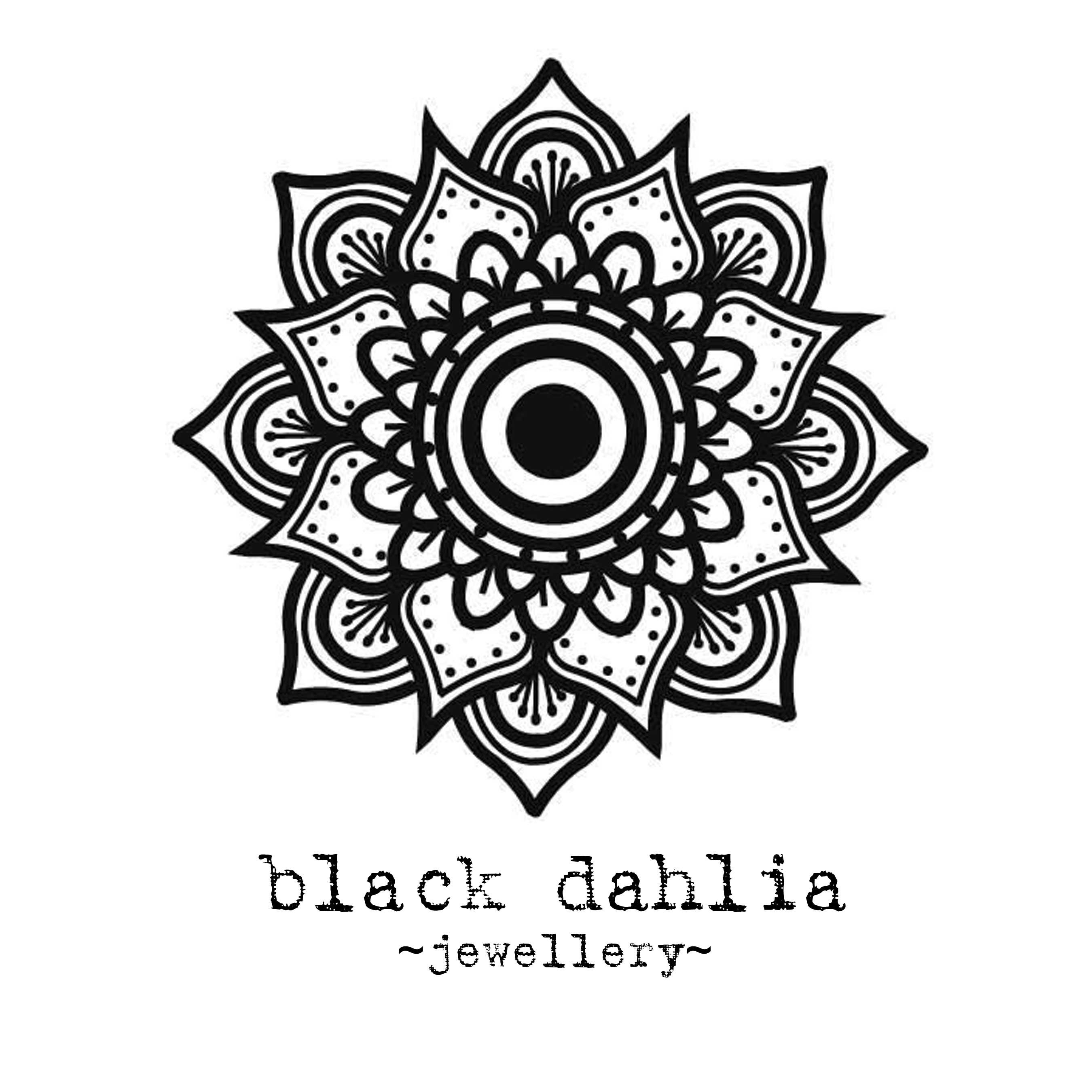 Black Dahlia Jewellery