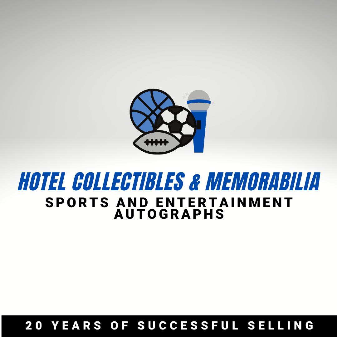 Hotel Collectibles and Memorabilia