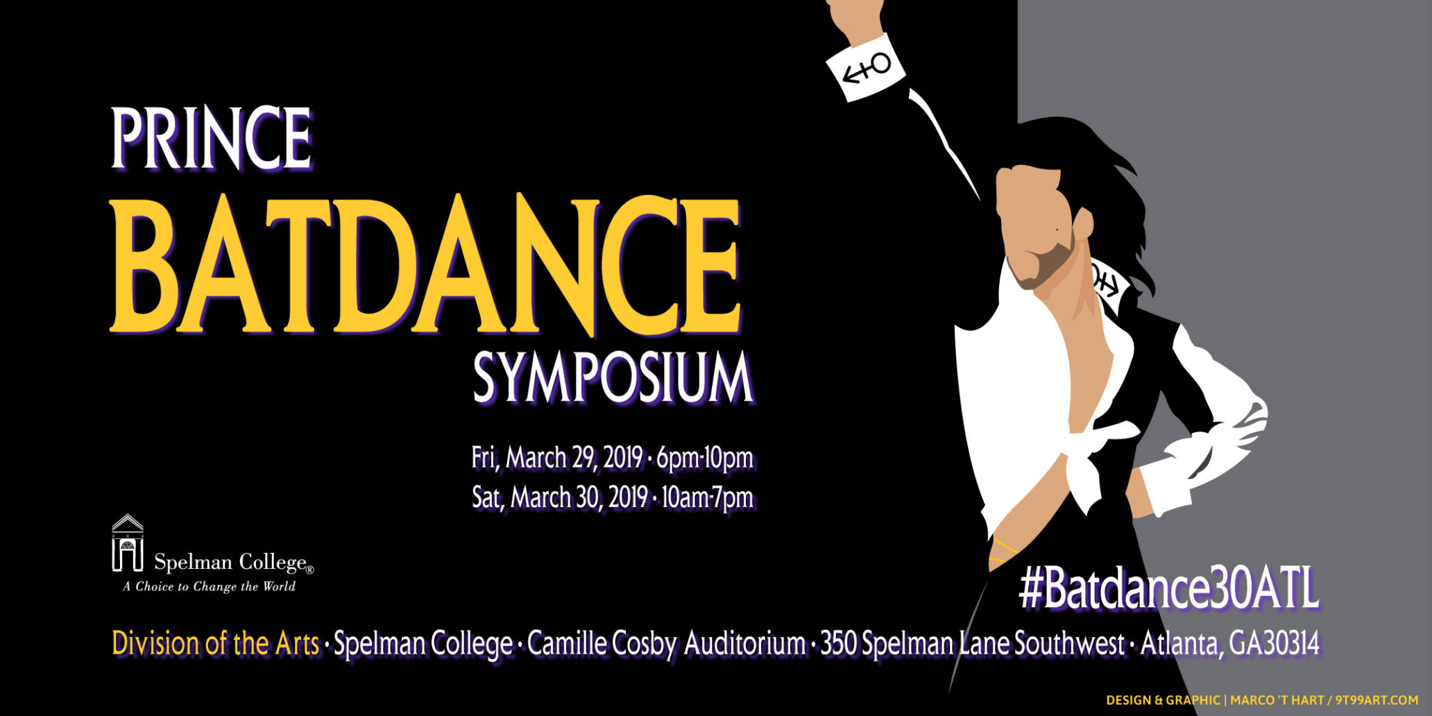 #Batdance30ATL Symposium (2019)