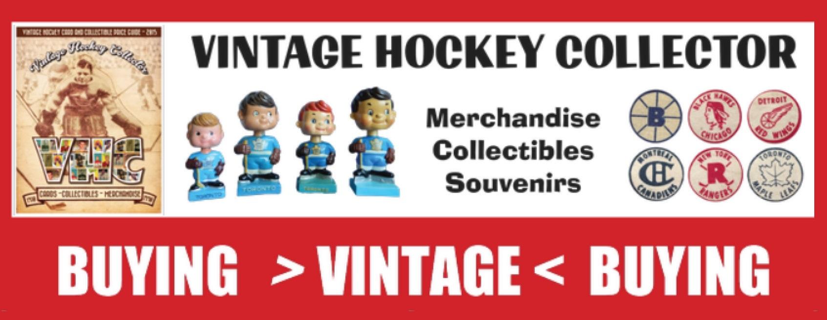 VHC - Vintage Hockey Collector