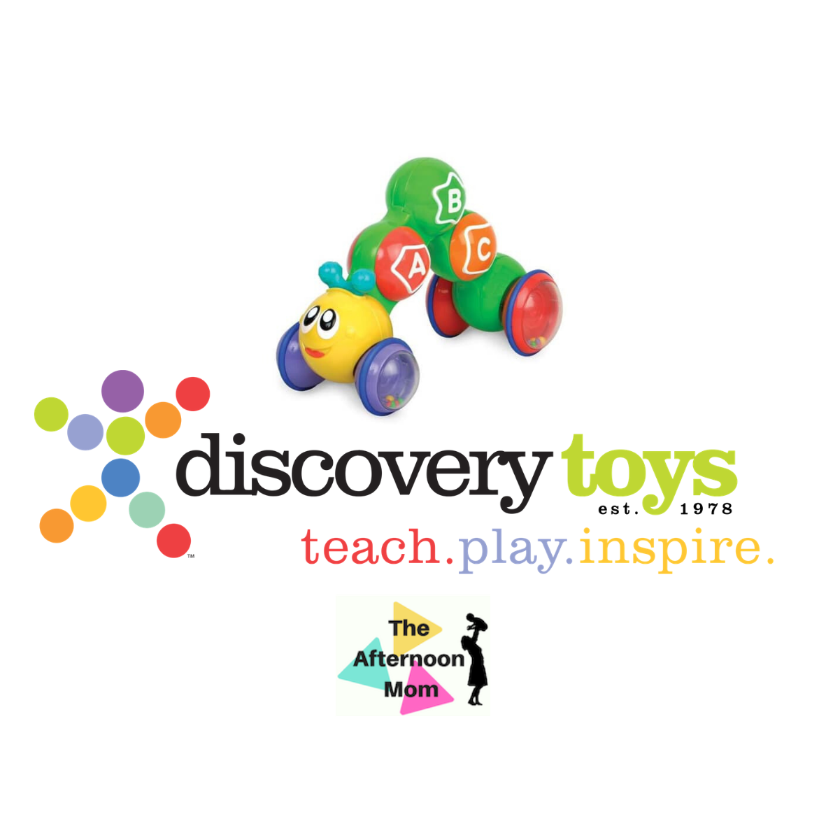 The Afternoon Mom Discovery Toys