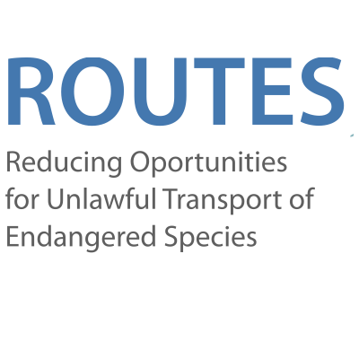 USAID Reducing Opportunities for Unlawful Transport of Endangered Species (ROUTES) Partnership