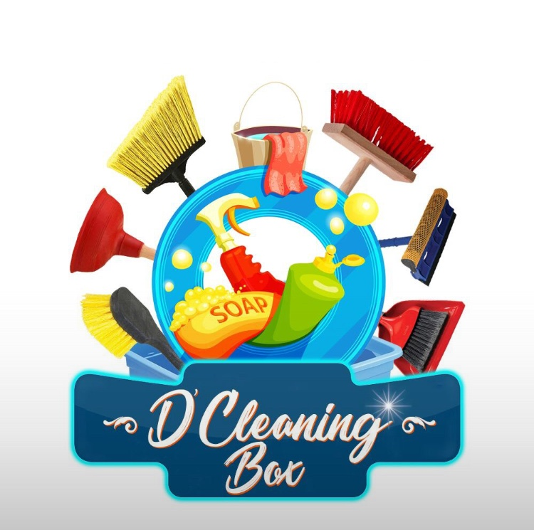 D' Cleaning box