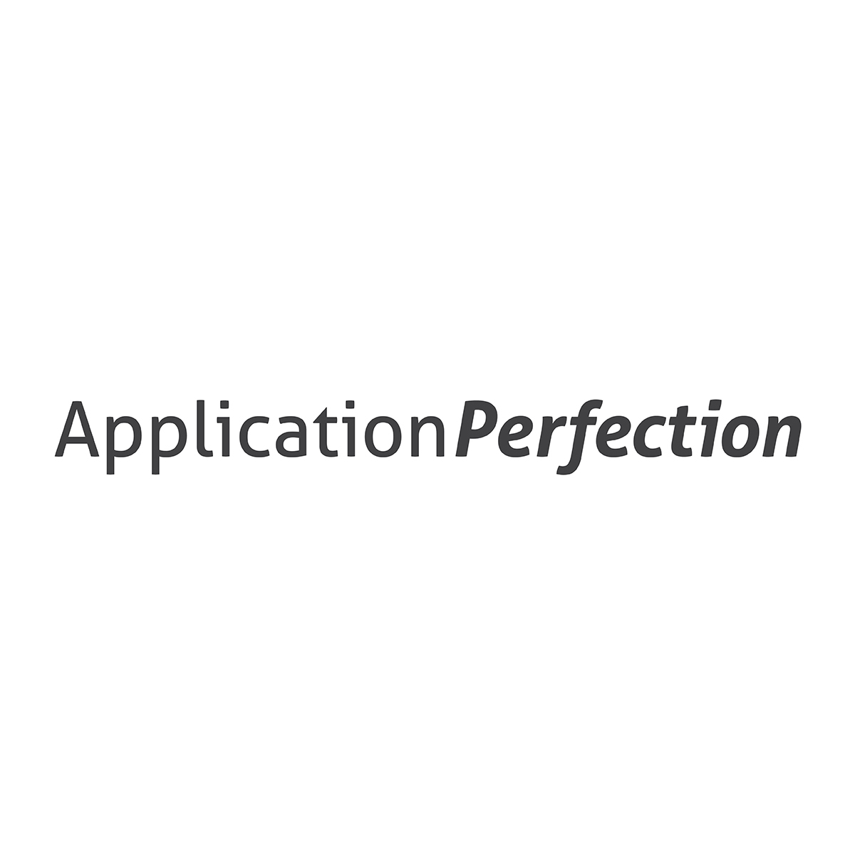 Application Perfection