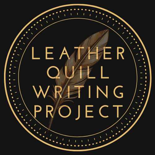 Leather Quill Writing Project