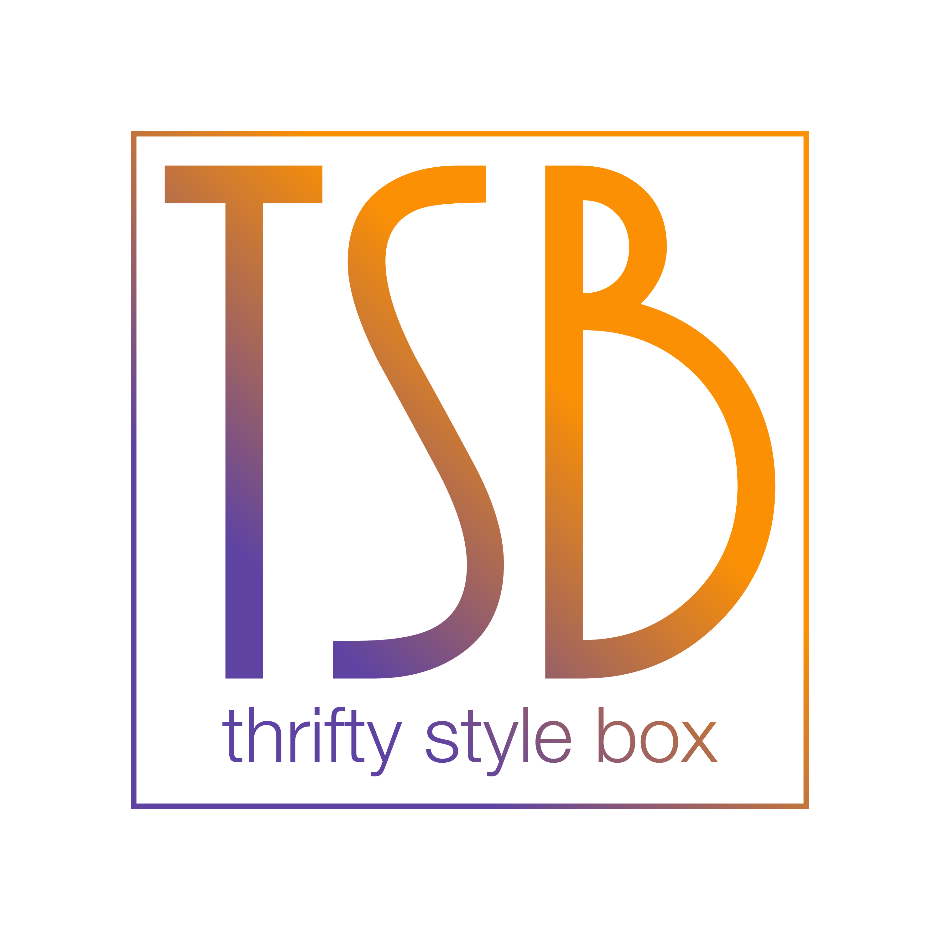 Thrifty Style Box