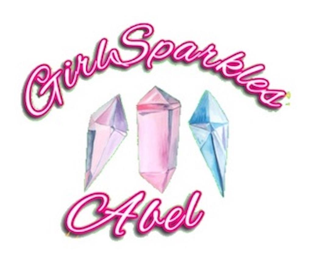 Girls Sparkle. Able
