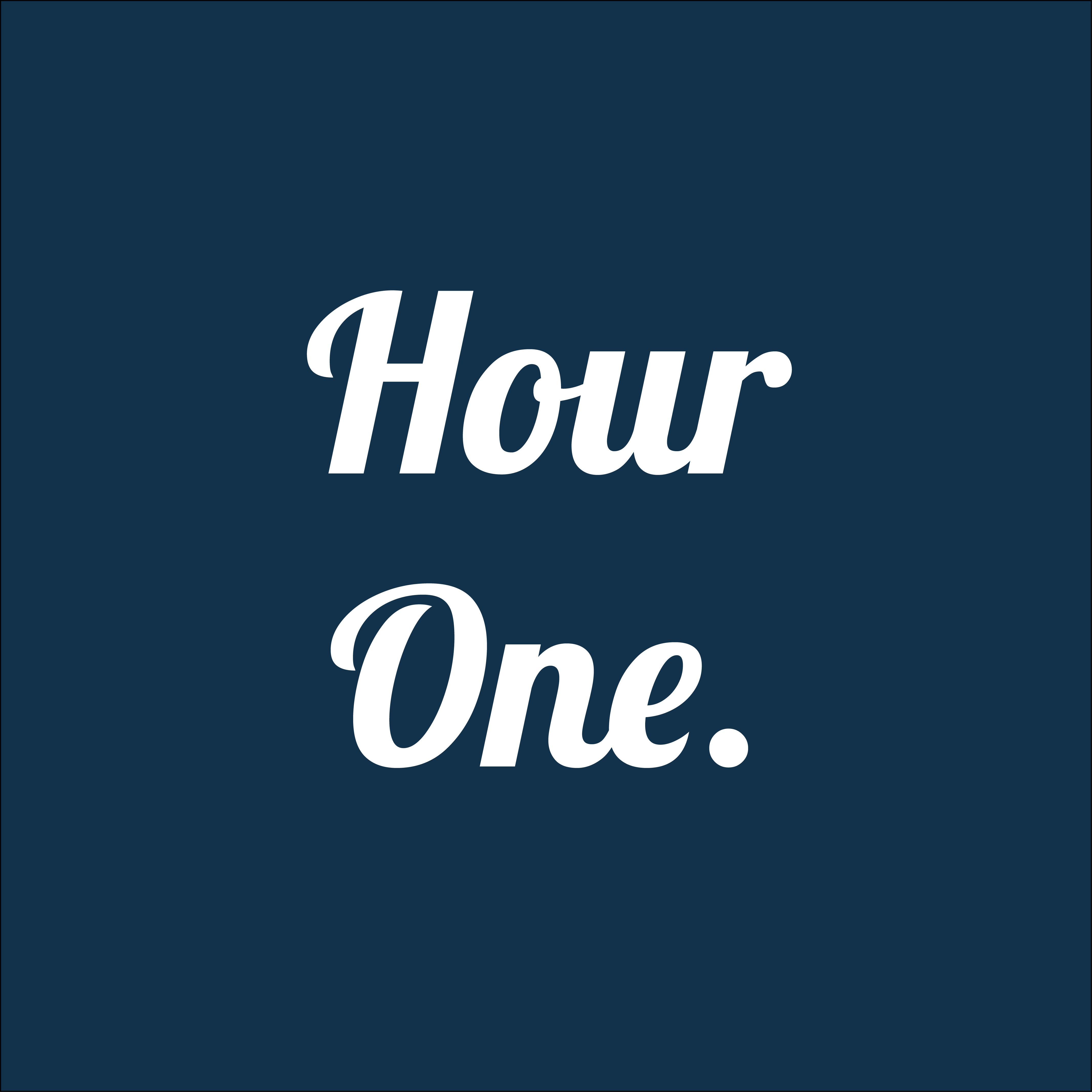 HourOne