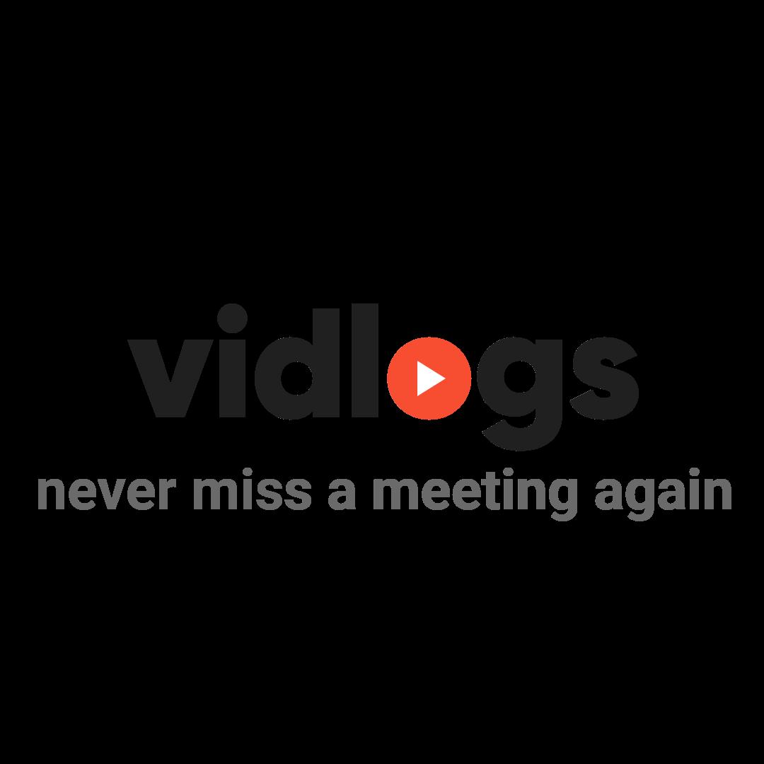 Vidlogs | AI-powered Meeting Platform for Teams