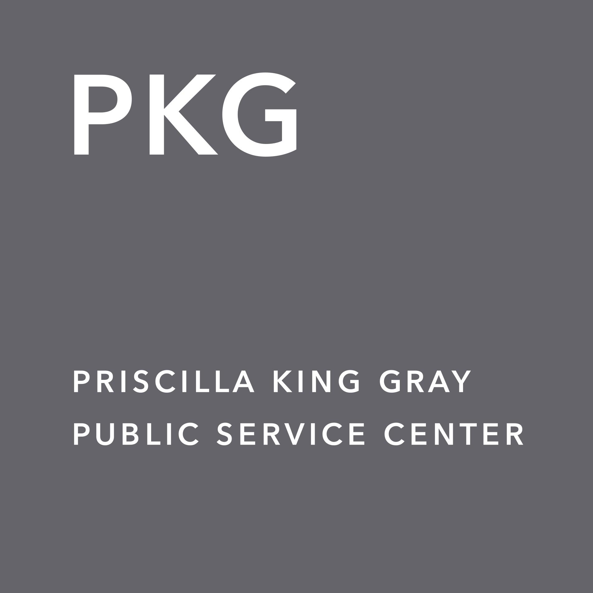 Priscilla King Gray (PKG) Public Service Center