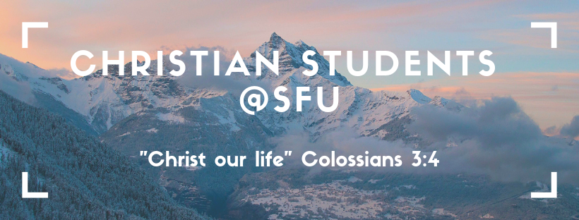 Christian Students at SFU