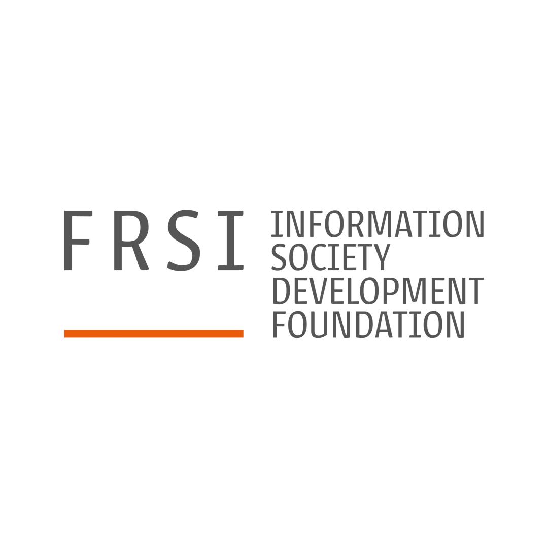 FRSI - Information Society Development Foundation