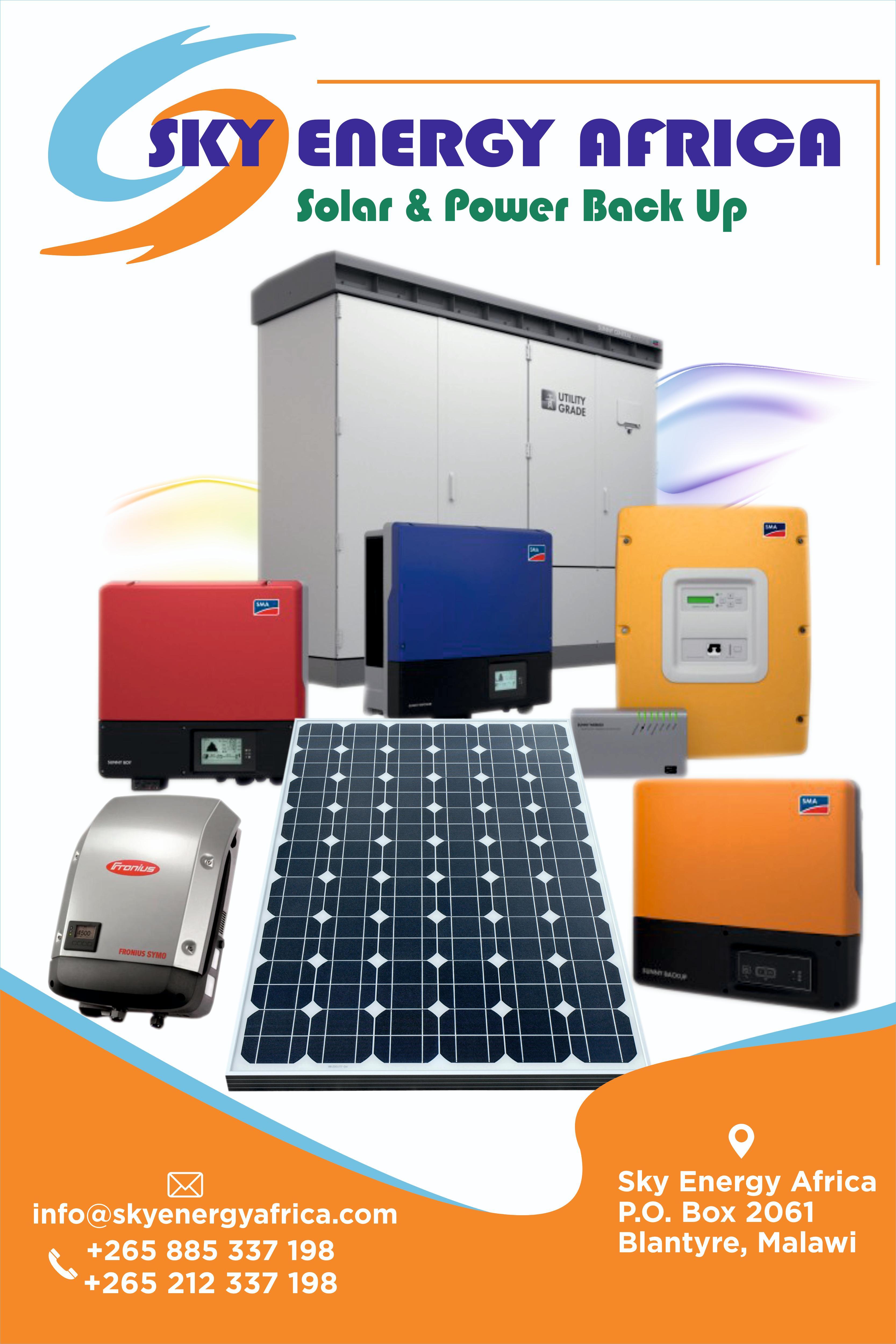 Sky Energy Africa
