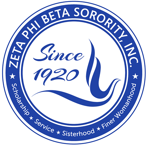 Zeta Phi Beta Sorority Inc.,
