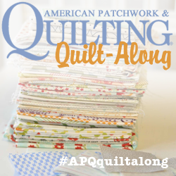 APQ Quilt Along a quilt along by Lissa Alexander of Moda Lissa | from QuiltAlong.net