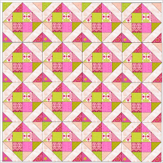 The Original Happy quilting Quilt Along