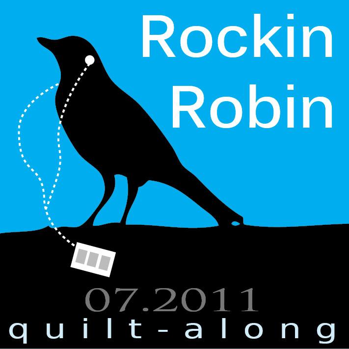 Modern Row Robin Quilt Along
