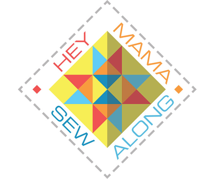 Hey Mama! a quilt along by Cheryl Brown of QuilterChic | from QuiltAlong.net