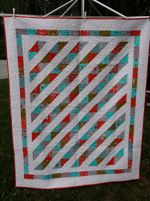 Sliced Apples Quilt-A-Long