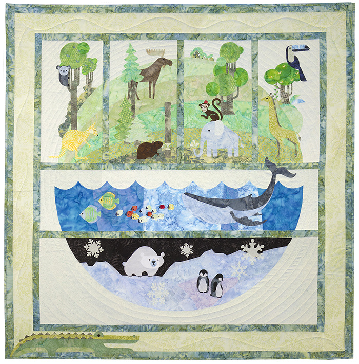One World Quilt Along