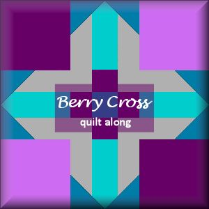 Berry Cross Quilt Along