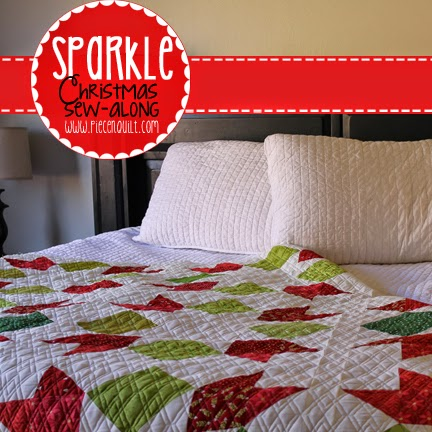 Sparkle - A Christmas Sew Along!