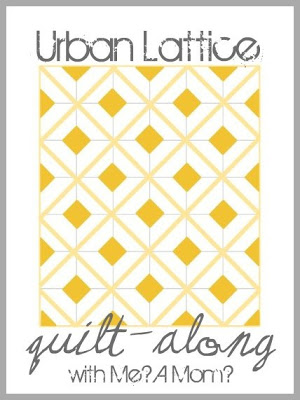 Urban Lattice Quilt Along