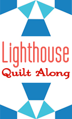 Lighthouse Quilt Along a quilt along by Faith of Fresh Lemon Quilts | from QuiltAlong.net