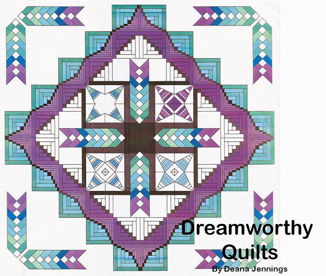 Shimmer Braid Quilt Along