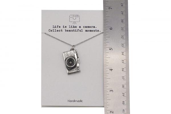 Quinnlyn - Camera - Inspirational - Card - Beautiful - Moment